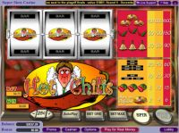 Hot Chilis Slot Slot Reels