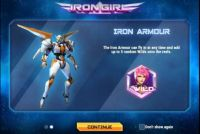 Iron Girl Slot Info