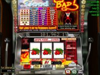 It's Good to be Bad Slot Slot Reels