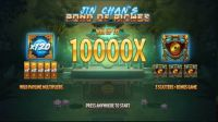 Jin Chan´s Pond of Riches Thunderkick Slot Info