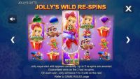 Jolly's Gifts Slot Bonus 1