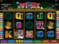 Joy of Six Slot Slot Reels