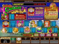 King Cashalot Slot Info