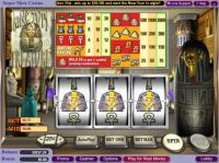 King Tut's Treasure Slot Slot Reels