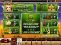 Lady of the Orient Slot Info