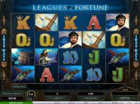 Leagues of Fortune Slot Slot Reels