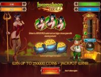 Leprechaun goes to Hell Slot Info