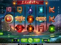 Lights Slot Slot Reels