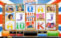 Little Britain Slot Slot Reels
