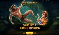 Lord of the Wilds Red Tiger Gaming Slot Info
