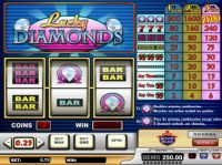 Lucky Diamonds Slot Slot Reels