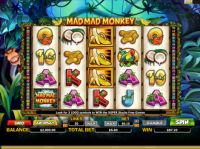 Mad Mad Monkey Slot Slot Reels