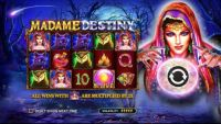 Madame Destiny Slot Info