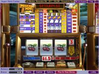 Mega Money Mine Slot Slot Reels