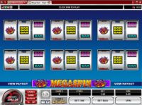 Mega Spin - High 5 Slot Slot Reels