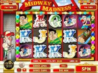 Midway Madness Slot Slot Reels