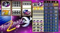 Moon Crazy Slot Slot Reels