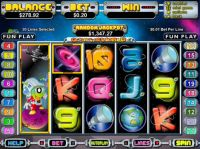 Out of This World Slot Slot Reels