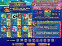 Paradise Dreams Slot Info