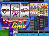 Party Time Slot Slot Reels