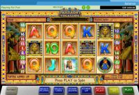 Pharaohs Treasure Slot Slot Reels