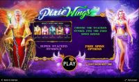 Pixie Wings Slot Info