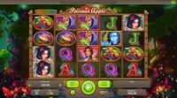 Poisoned Apple Slot Slot Reels