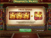 Prosperity Palace Slot Info