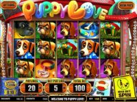 Puppy Love Slot Main