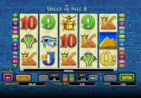 Queen of the Nile II Slot Slot Reels