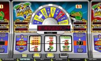 Rags to Riches 1 Line Slot Slot Reels