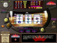 Red Planet Slot Slot Reels