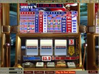 Red White and Win Slot Slot Reels