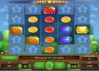 Reel Rush Slot Slot Reels