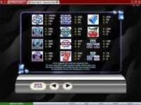 Retro Reels - Diamond Glitz Slot Info