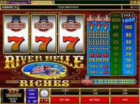 River Belle Riches Slot Slot Reels