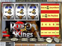 Rodeo Kings Slot Slot Reels