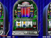 Rugby Big Guns Slot Slot Reels
