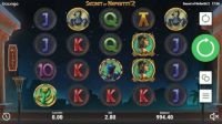 Secret of Nefertiti 2 Slot Slot Reels