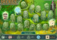 Secret of the Stones Slot Bonus 1