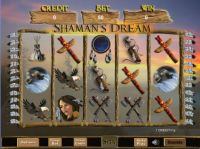 Shaman's Dream Slot Slot Reels