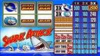 Shark Attack Slot Slot Reels