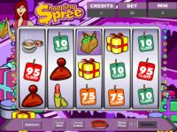 Shopping Spree Slot Slot Reels