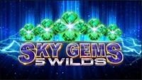 Sky Gems 5 Wilds Slot