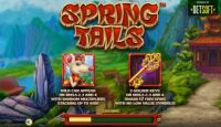 Spring Tails Slot