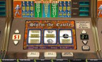 Storm the Castle CryptoLogic Slot Slot Reels