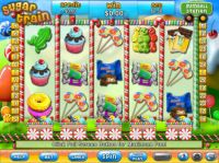 Sugar Train Slot Slot Reels