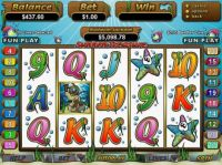 Sunken Treasures Slot Slot Reels