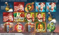 Taco Brothers Saving Christams Slot Slot Reels