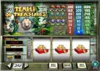 Temple of Treasures Slot
